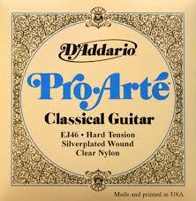 D'ADDARIO Pro Arte Muta hard tension