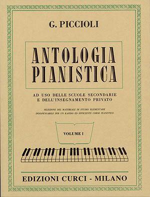 Antologia pianistica g.piccioli vol 1