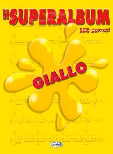 Superalbum giallo 150 successi