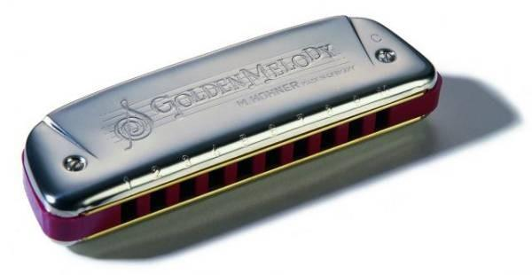 Hohner armonica gold melody