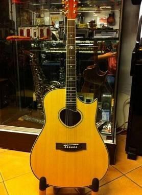 Roling's sp682ceqn chitarra acustica preamplificata