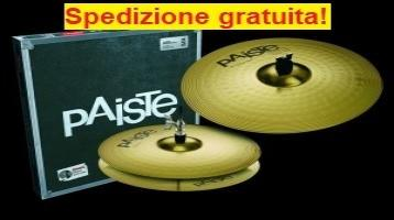 Paiste piatti set 101 brass essential set