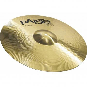 Paiste 101 special piatto crash 16