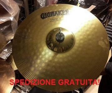 Paiste gigmaker piatto crash '16