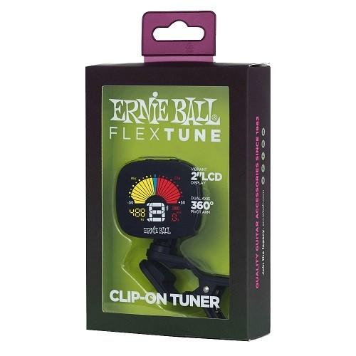 Ernie ball accordatore flextune a clip