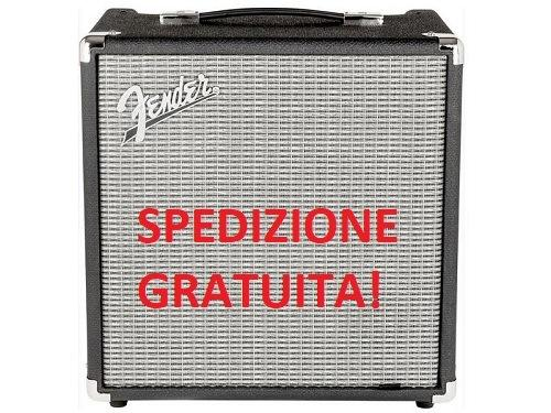 Fender rumble bass 25 amplificatore per basso 8
