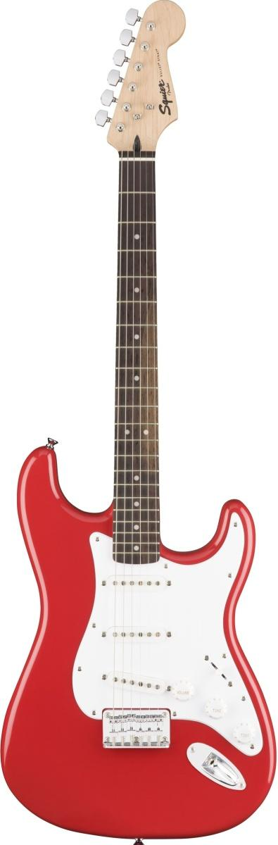 Fender stratocaster squier - sq bullet  red - 0311001540