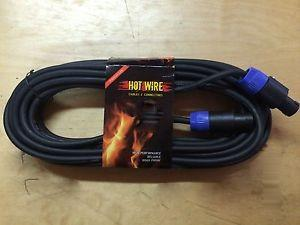 Hot wire cavo speakon 10 mt