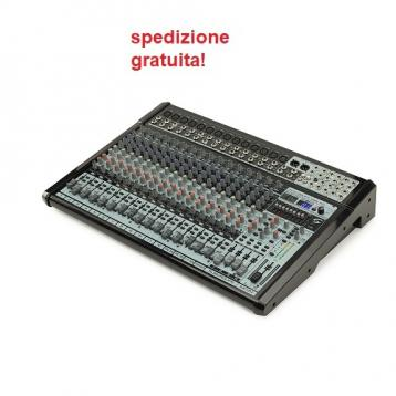 Soundsation vivo-20ufx mkii mixer professionale a 20 canali