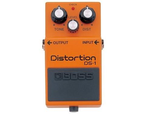 Boss pedale distortion ds1