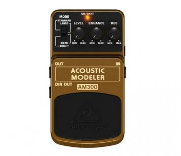 Behringer am100 acoustic modeler