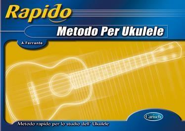 - RAPIDO METODO PER MANDOLINO CARISCH Caracciolo P