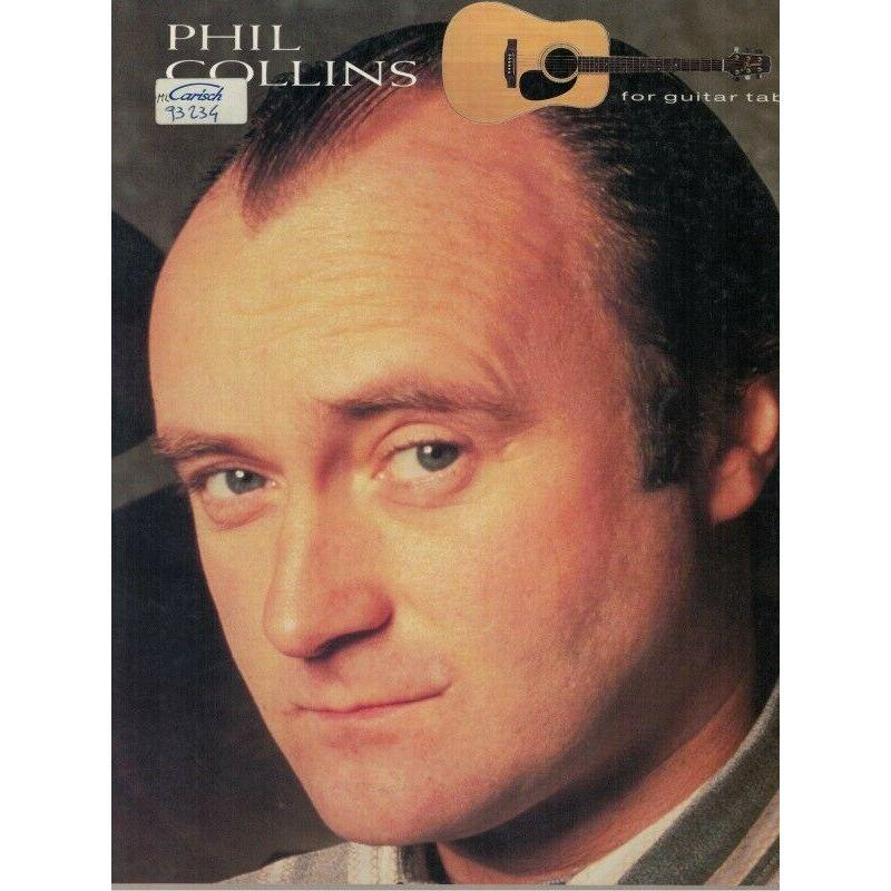 Phil collins chords e tabs