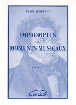 Franz schubert impromptus op.90, 142 and musical moments op.94, per piano outlet