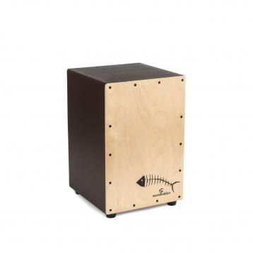 Cajon soundsation scaj-05-bb tattoo fish backbone