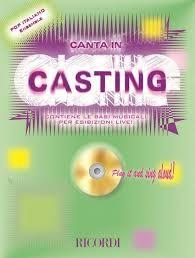 Canta in casting pop italiano ensemble