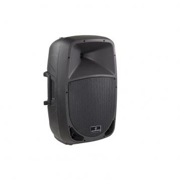 "SOUNDSATION GO-SOUND 15AM DIFFUSORE AMPLIFICATO IN POLIPROPILENE 15"" 880 WATT CON LETTORE MP3/BLUETOOT<br />"
