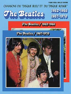 The beatles 1962-1966   1967-1970