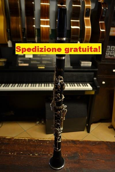 Prelude by selmer cl-710-18 clarinetto in sib con leva del mib usato