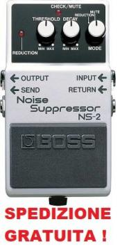 Boss bpedale suppressor ns2
