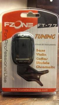 Fzone ft77 accordatore a clip