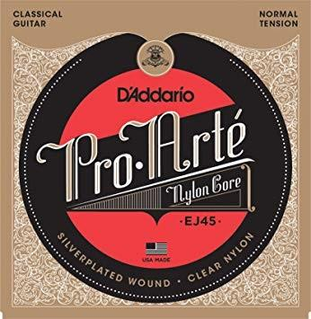D'addario pro arte muta chitarra classica  normal tension