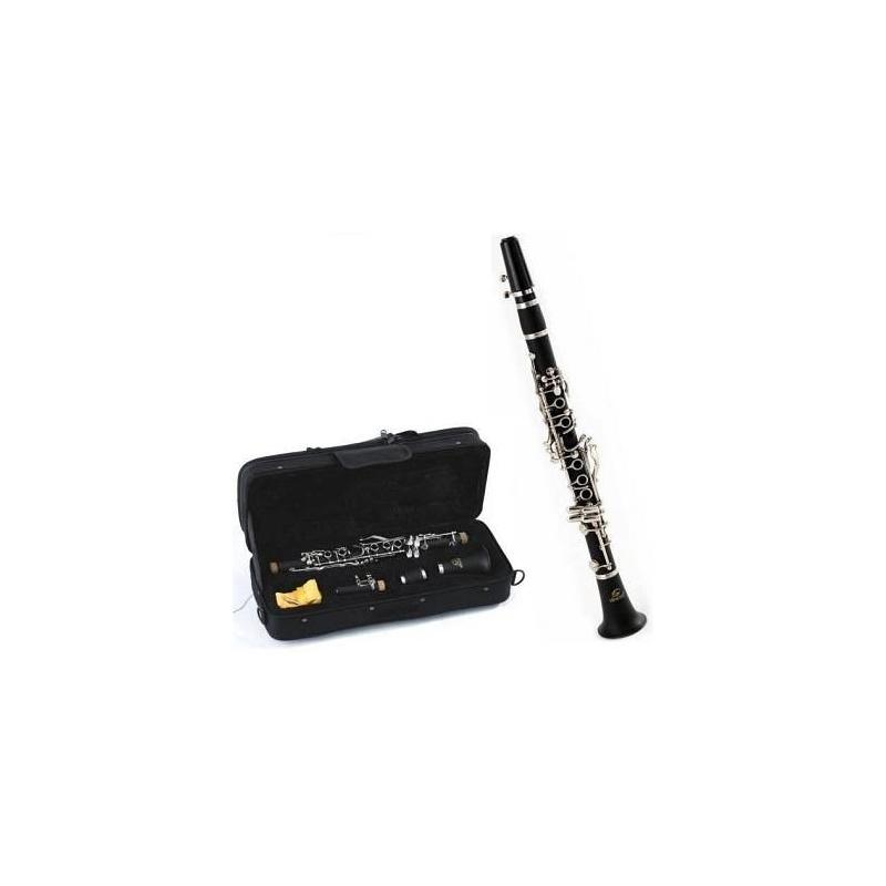 SOUNDSATION SCL-11 CLARINETTO MIB IN EBANITE <br />SPEDIZIONE INCLUSA