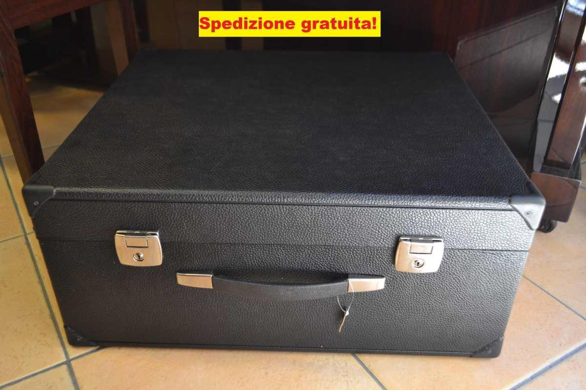 Murani custodia fisarmonica 120 bassi made in italy