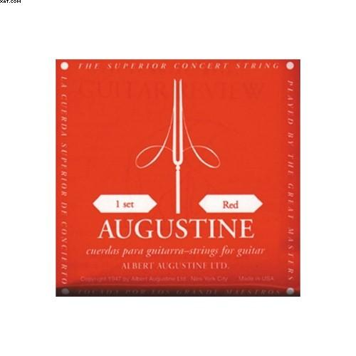 Augustine red muta chitarra classica