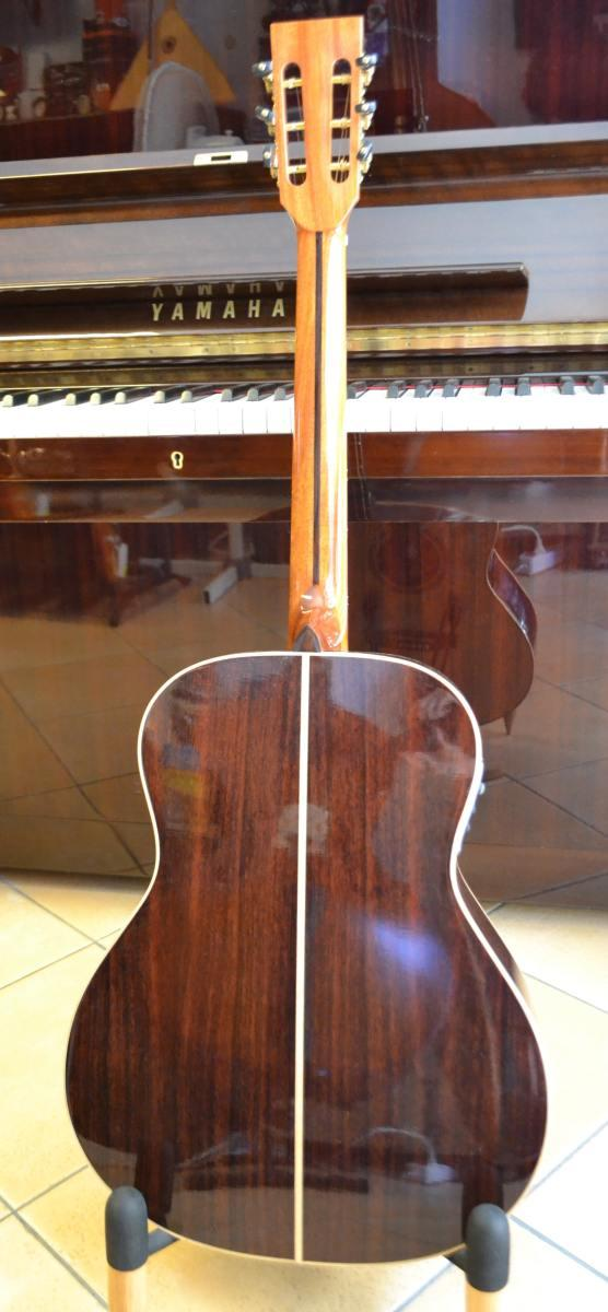Barrios concert chitarra  acustica elettrificata