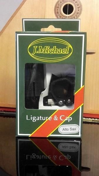 J.michael d-03 legatura + copribocchino sax alto