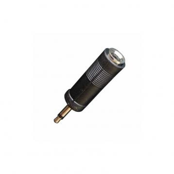 Bespeco connettore mini jack mono da 2,5 mm