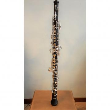 Oboe in do sistema semi-automatico (conservatorio)