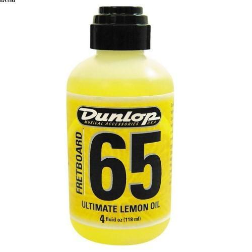 Dunlop oil lemon 4-0z