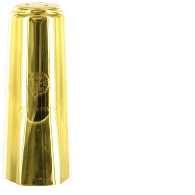 Selmer copribocchino sax soprano in metallo dorato