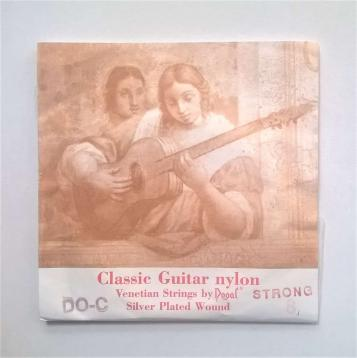 Dogal 8 corda (do) corda chitarra battente