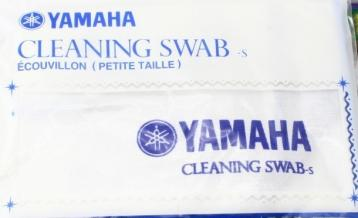 Yamaha cleaning swab panno per chiver sax