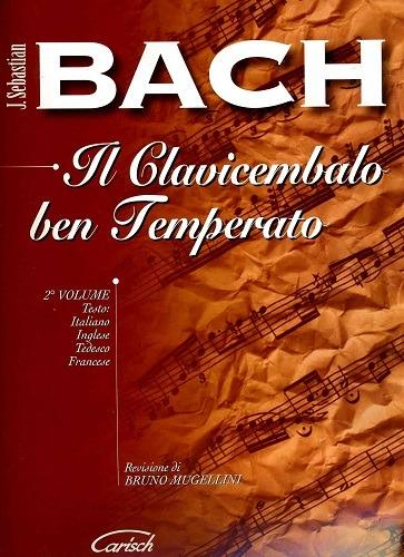 Bach il clavicembalo ben temperato volume ii outlet