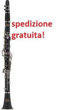 J. michael cl-370 clarinetto sib 18 chiavi