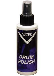 Vater polish drum e cymbal