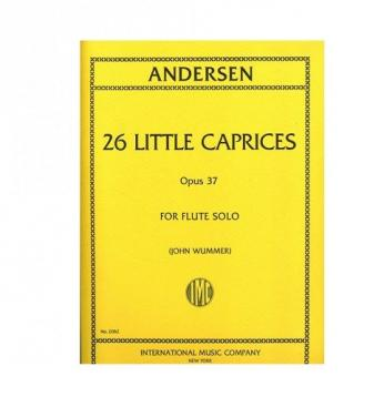 Andersen 26 little caprices opus 37