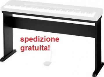 Casio cs44pc7bk mobile stand per pianoforte