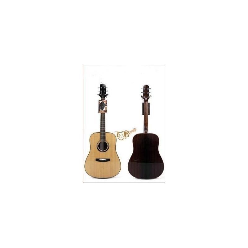 Aosen d720 chitarra acustica elettrificata