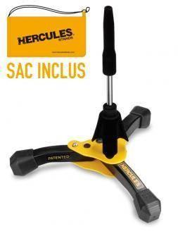 Hercules ds640bb supporto per flauti/clarinetti