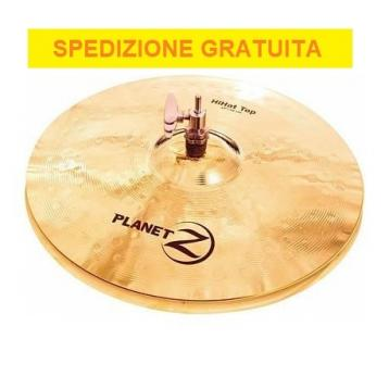 Zildjian planet z piatti hit hat  14