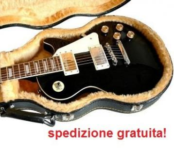 Custodia per chitarra les paul made in italy