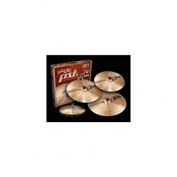 Paiste pst5 universal set piatti hh14 - crash16 - crash18 - ride 20