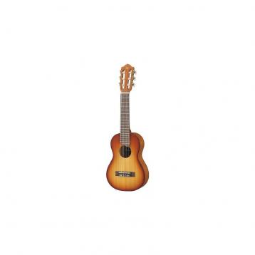Yamaha guitalele tabacco brown
