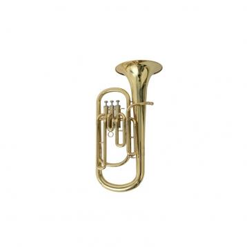 Soundsation sfb-10g flicorno baritono 3 pistoni in si b