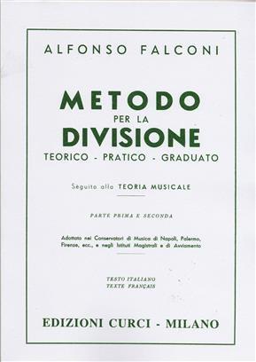 Alfonso falconi metodo per la divisione